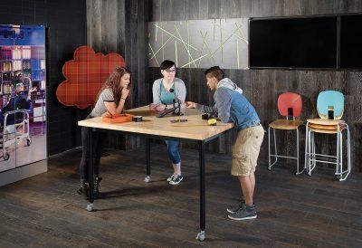 Muzo Versatilis Mobile Tables