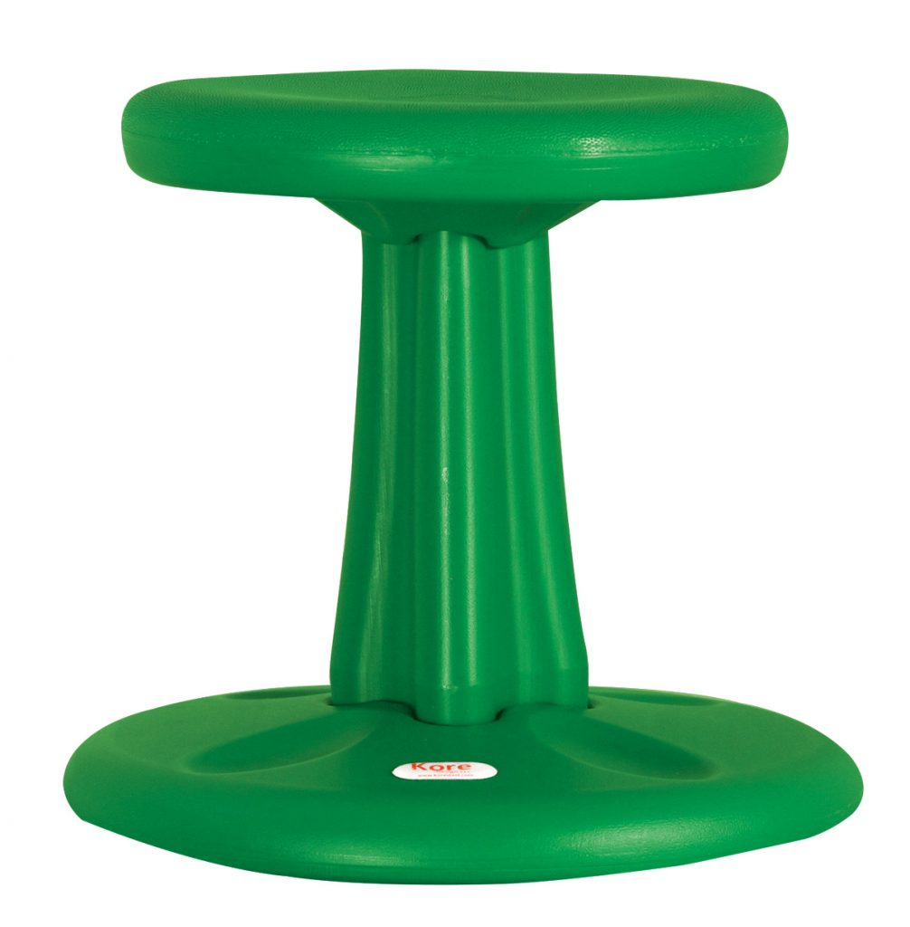 Kore™ Antimicrobial Kids Wobble Stools