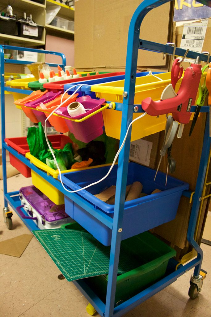 How to Choose the Right Makerspace Cart