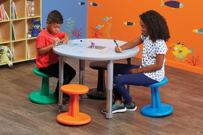 Keys to Making Flexible Seating Arrangements Work