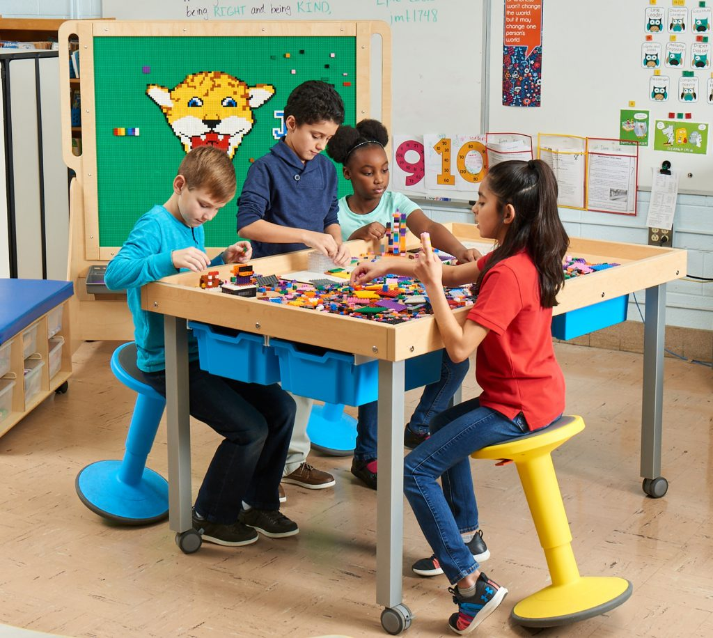 How to Introduce Flexible Seating to Students and Parents