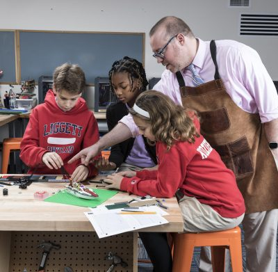 How to Create a School Makerspace