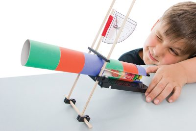 TeacherGeek Ping Pong Ball Launcher