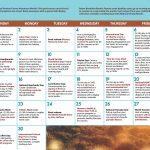 Adult Activity Calendar: September 2019