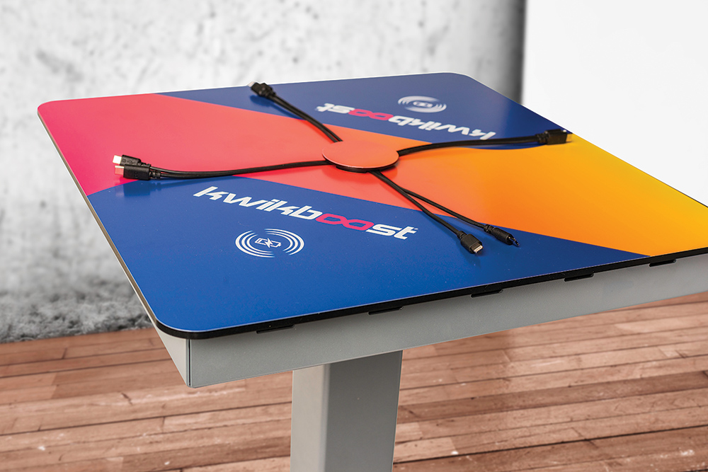 KwikBoost® Mini Power Tables