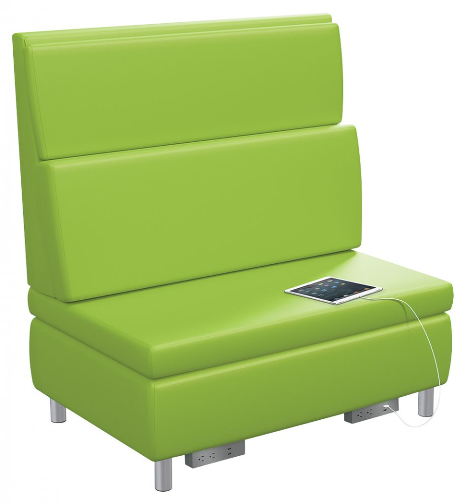 MooreCo™ Mid- & High-Back Loveseats