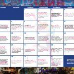 Teen Activity Calendar: October 2019