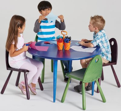 Gressco Children's Wood Tables and Chairs