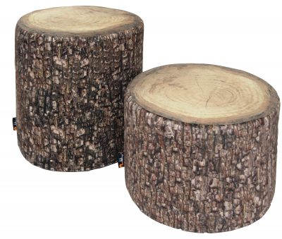 MeroWings® Tree Trunk Stools