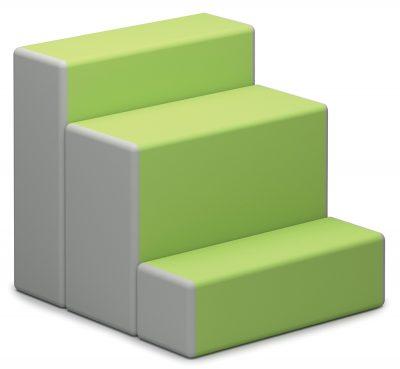 Palette VISIT 3-Tier Seating