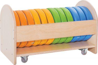 HABA® Reading Seat Cushion & Trolley