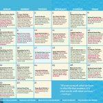 Children's Activity Calendar: March 2020