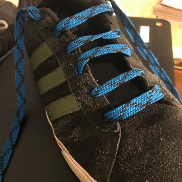 Shoe Weave 1