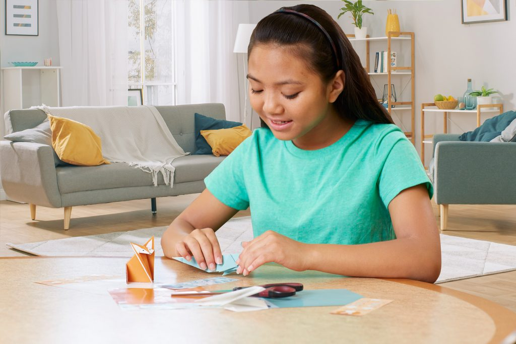 At-Home Activities for Virtual Summer School