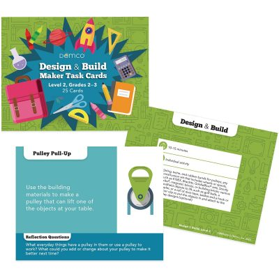 Maker Tasks Cards