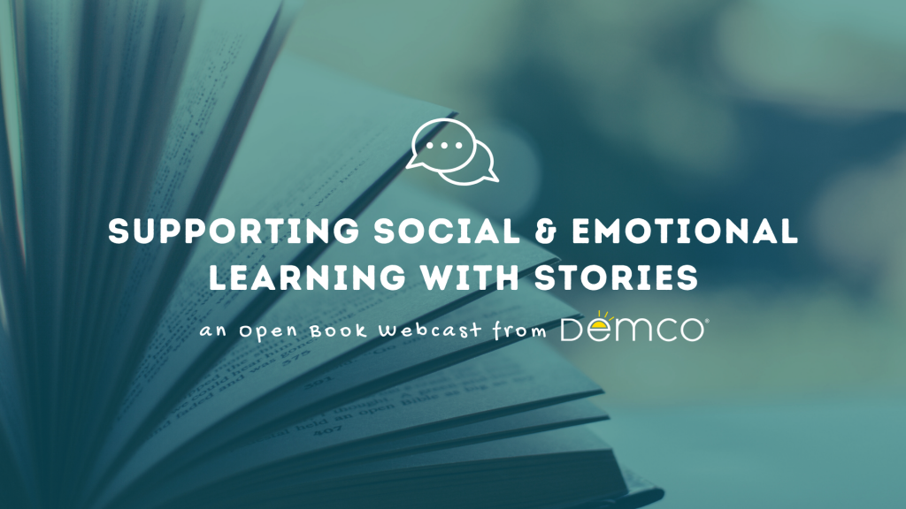 Supporting Social-Emotional Learning with Children's Literature
