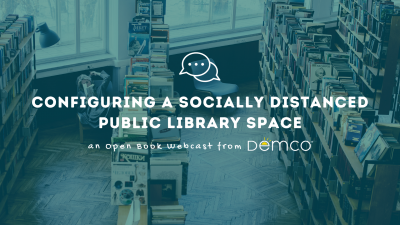 Designing a Public Library for Social Distancing