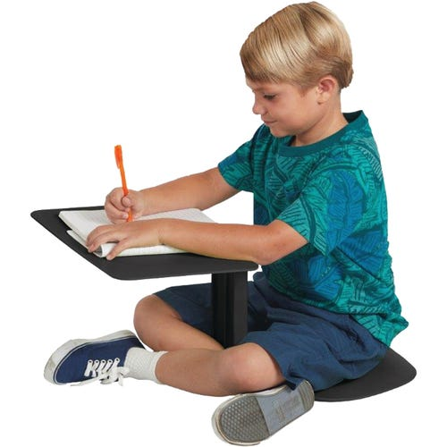 Surf Portable Work Surfaces let kids take a portable work surface anywhere they go.