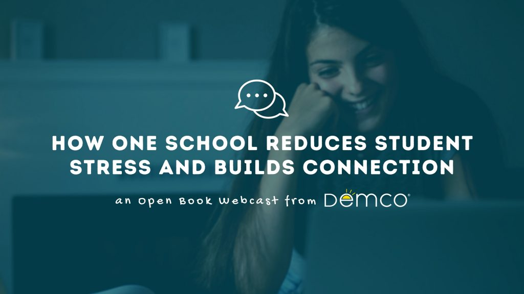 How One School Reduces Student Stress and Builds Connection