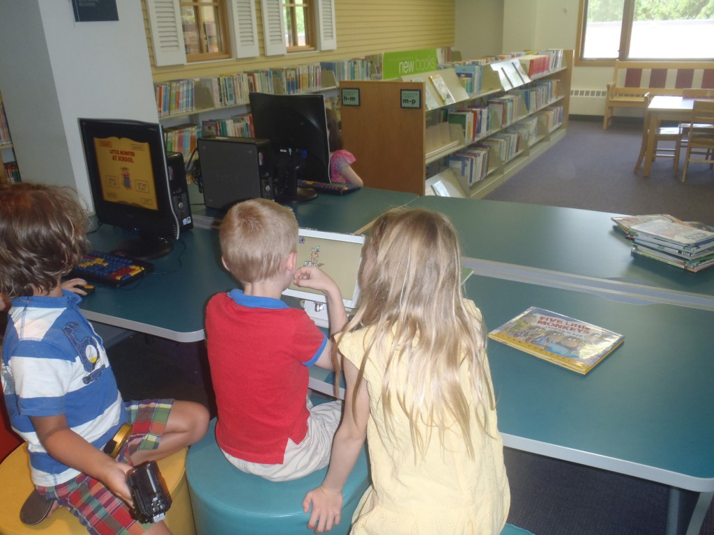 Innovative Library: Barrington Area Library, Barrington, IL