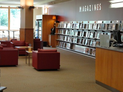 Innovative Library: Ela Area Public Library, Lake Zurich, IL