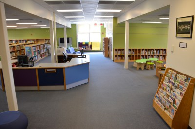 A Library Refresh Supports New Ways of Learning