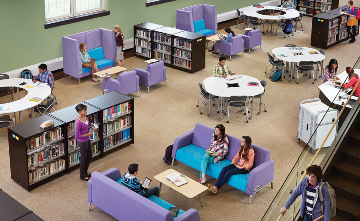 Innovative Classroom Grant Ideas ~ Innovative new products support emerging library trends