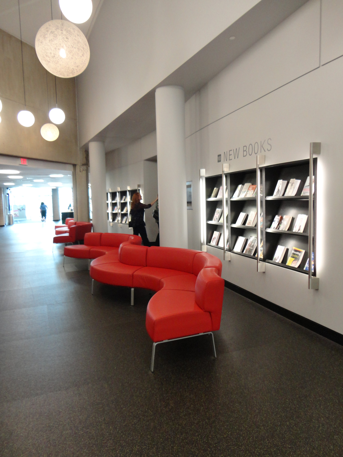 Innovative Library: Poplar Creek Public Library - Ideas & Inspiration from Demco