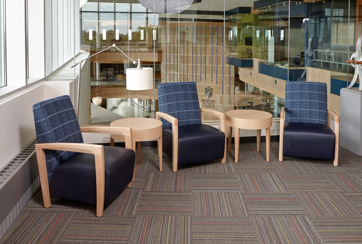 Quiet Room Madison College WI