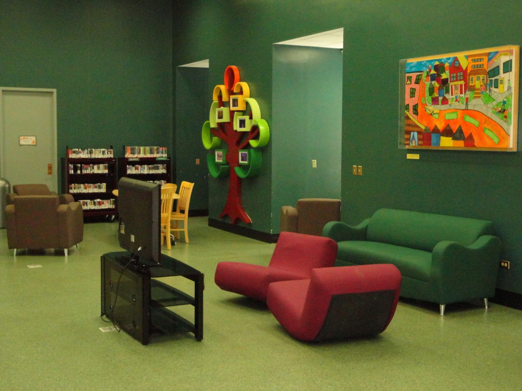 Innovative Library: YouMedia – Chicago Public Library