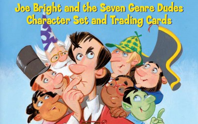 Joe Bright and the Seven Genre Dudes Activity Guide