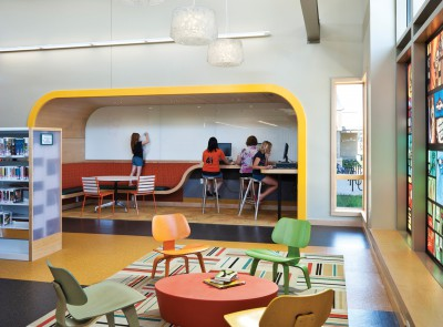 Beyond Whiteboards and Study Rooms: Taking Collaborative Spaces to the Next Level