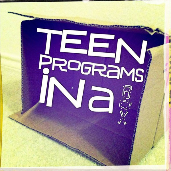 Teen programs in a box