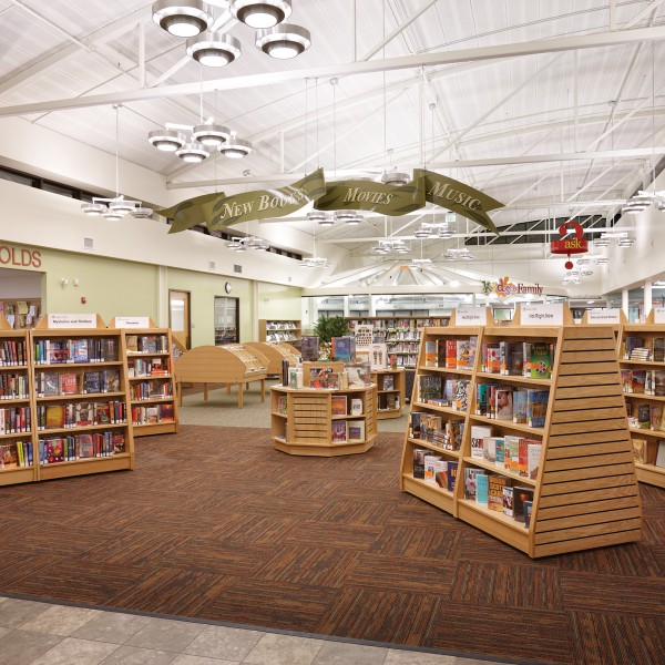 San Diego County Library, Ramona Branch