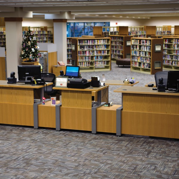 Plainfield-Guilford Township Public Library, IN