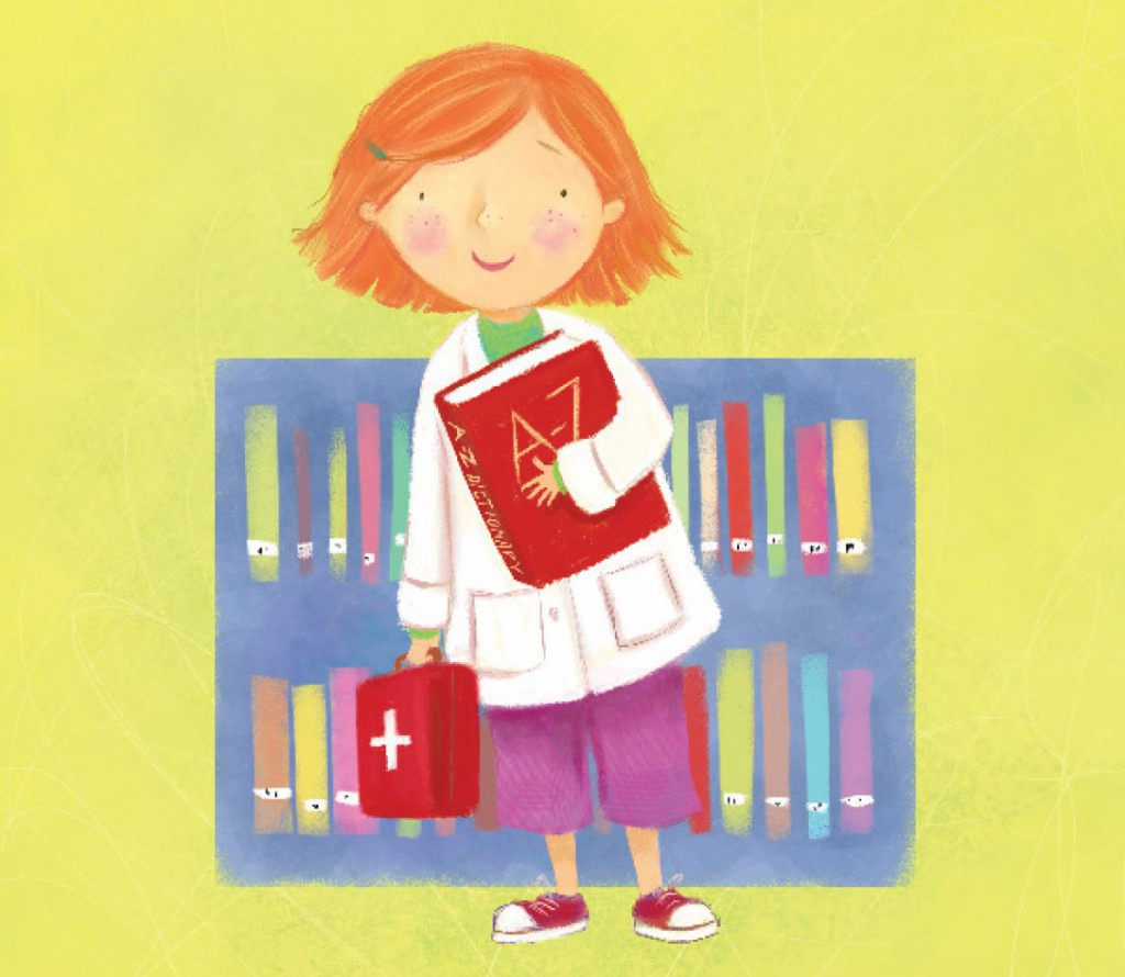 Penelope Popper, Book Doctor Library Lesson