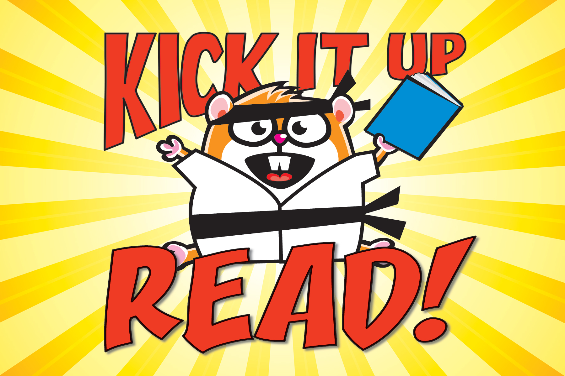 Kick It Up Read! Activity Guide - Ideas & Inspiration from Demco