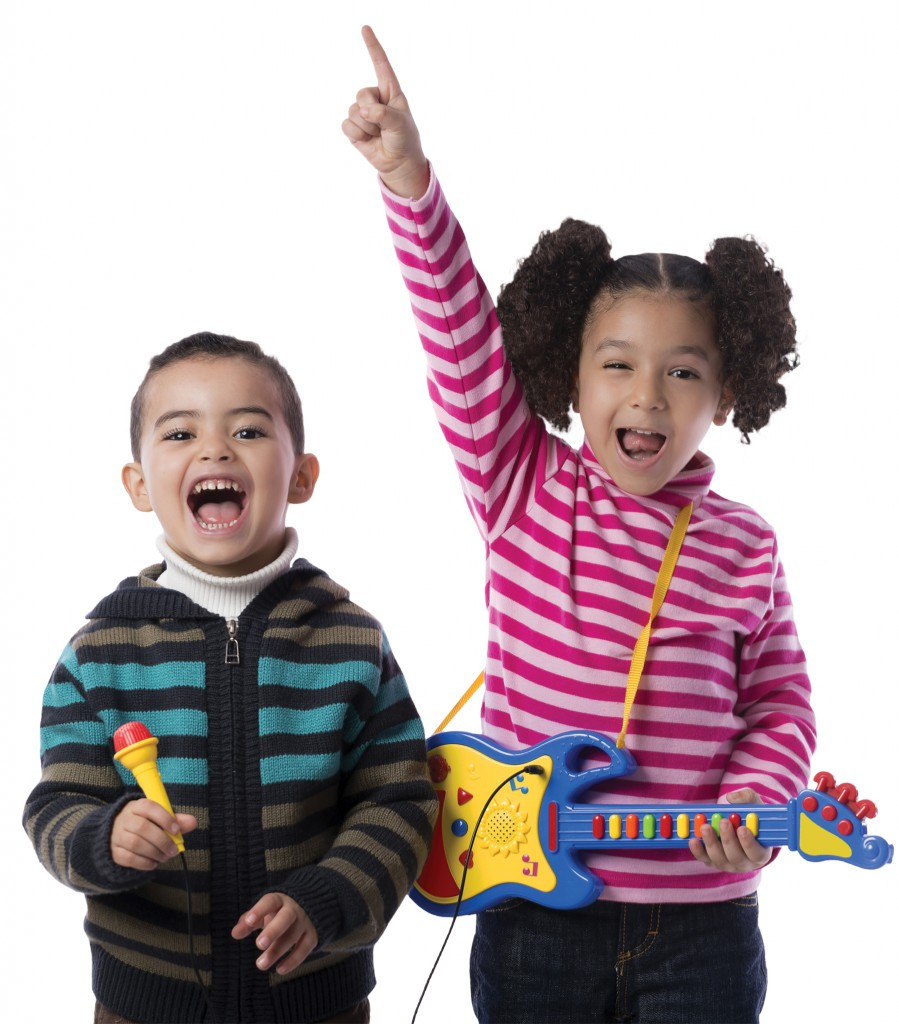 Reading to the Beat: Music Enhances Early Literacy