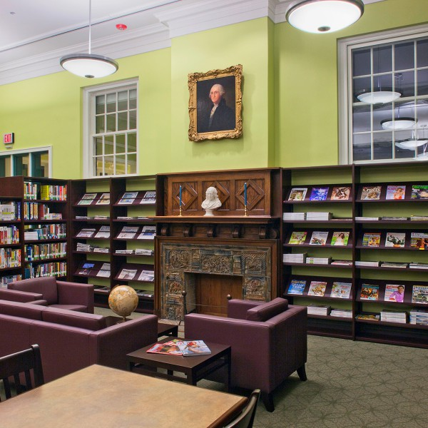 Saugerties Public Library, Saugerties, NY
