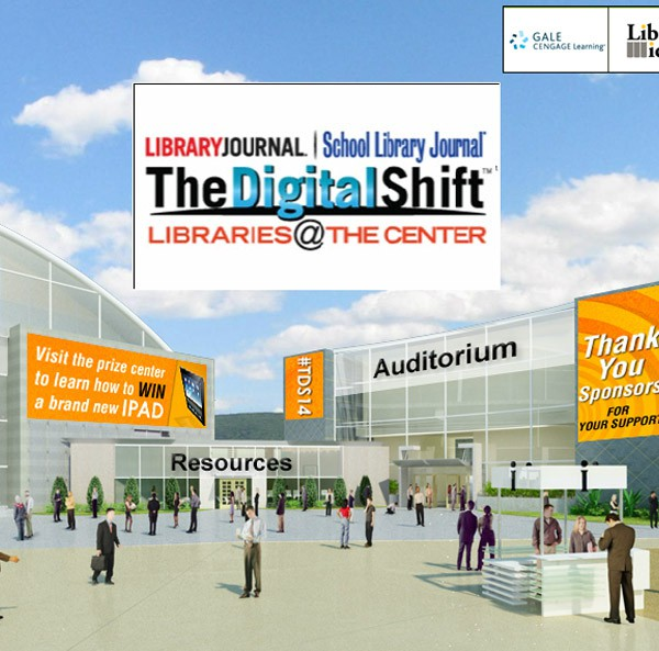 The Digital Shift: Libraries @ The Center