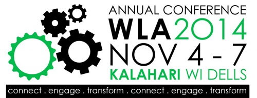 WLA Annual Conference 2014 Logo