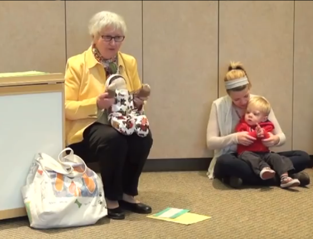 Boost Early Literacy Skills Through Storytimes
