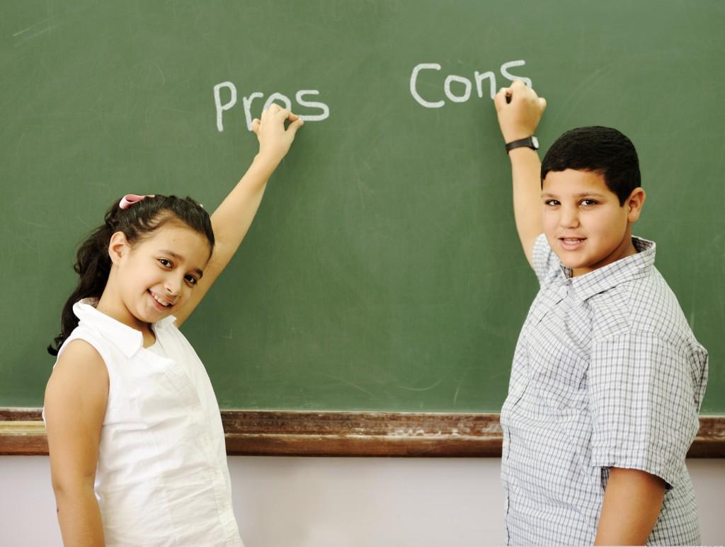 Debates & Common Core Speaking and Listening Skills