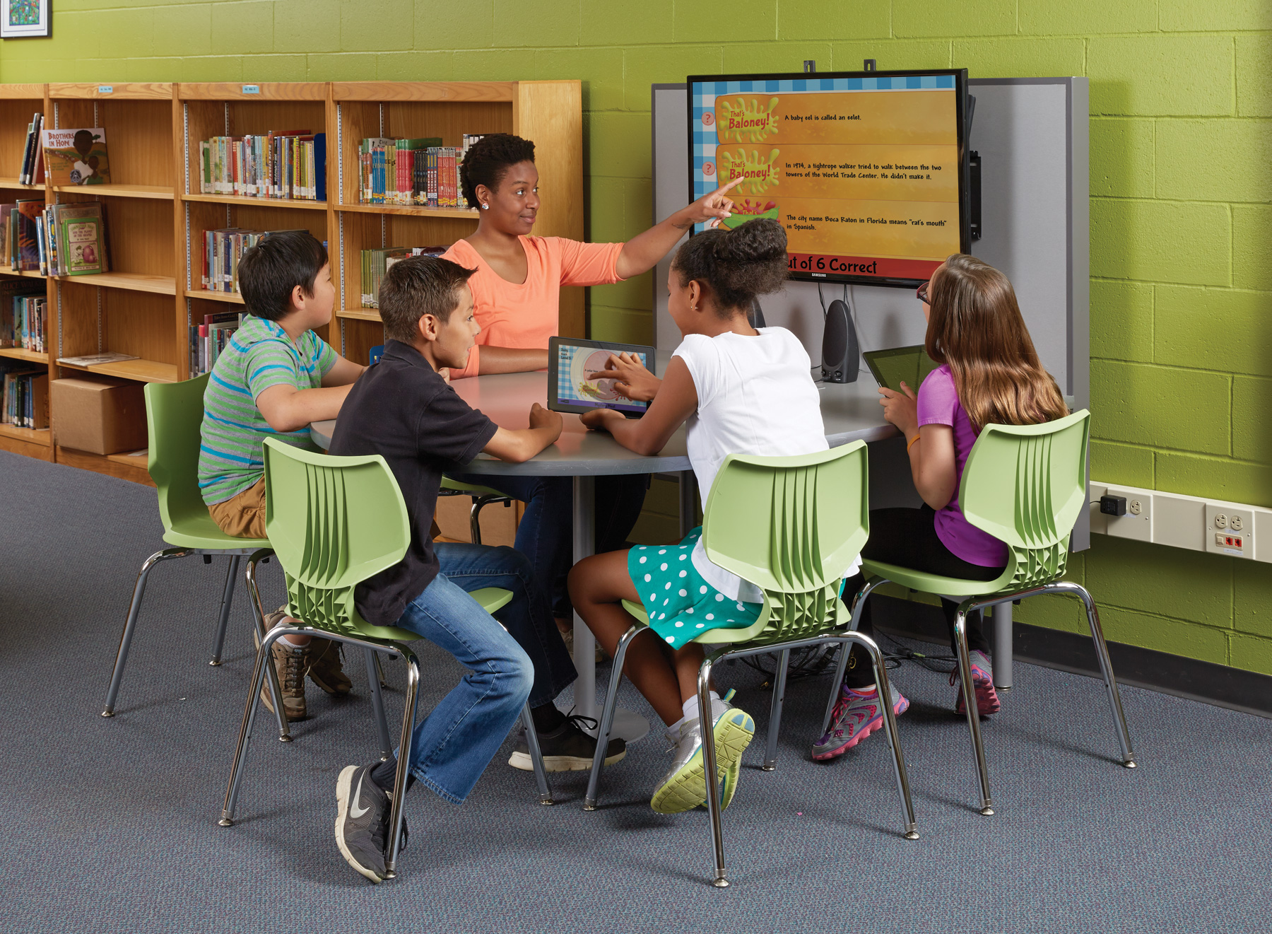 Collaborative Classroom Webinars ~ Developing collaborative spaces that encourage engagement