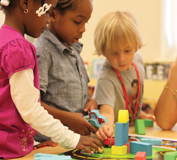 Prepare Your Child For Stem Subjects: STEM Curriculum In The Early Childhood Classroom