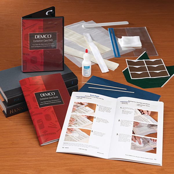 Demco Collection Care DVD