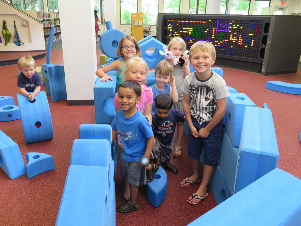 Playful Learning in the Library