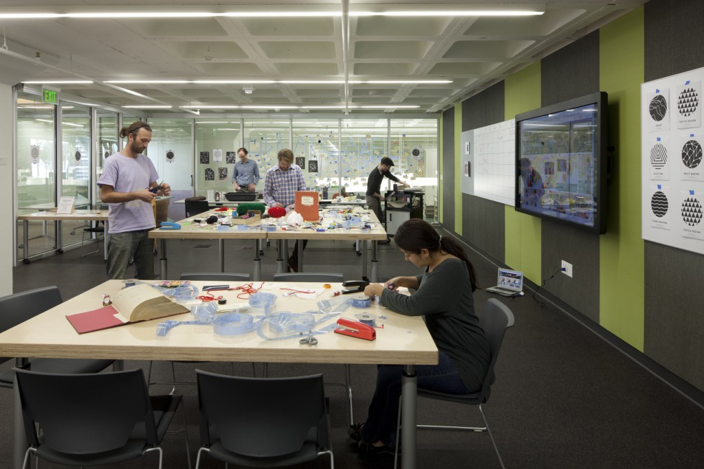 Library as Center for Innovation