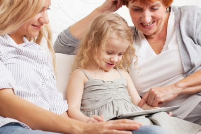 How Using Apps in Storytime Can Be a Good Thing