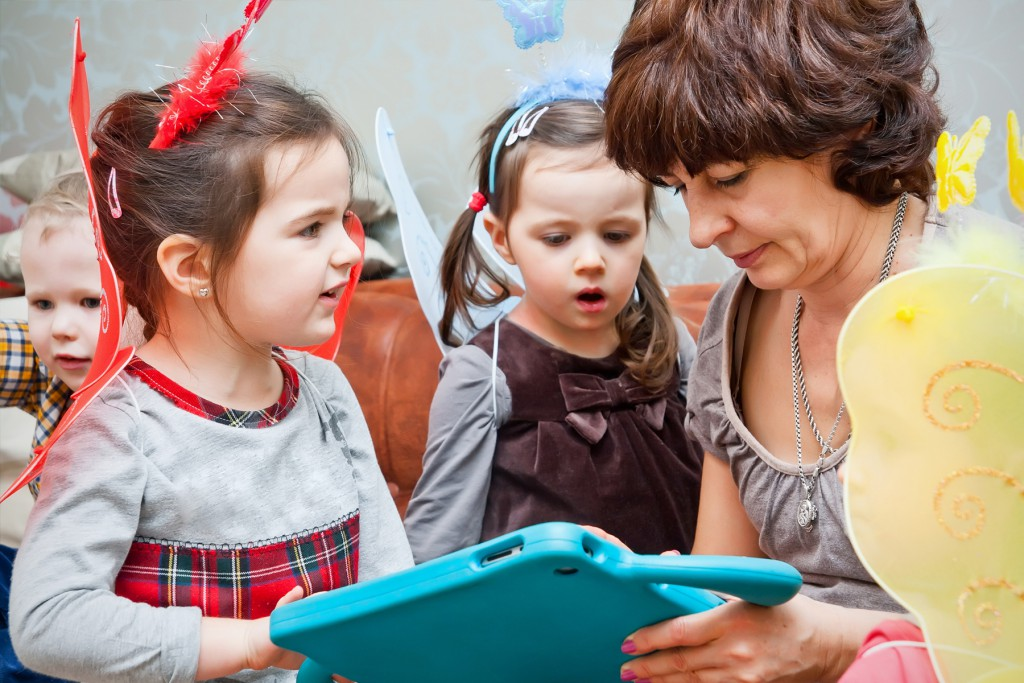 Learn the Secrets to Successful Sensory Storytimes